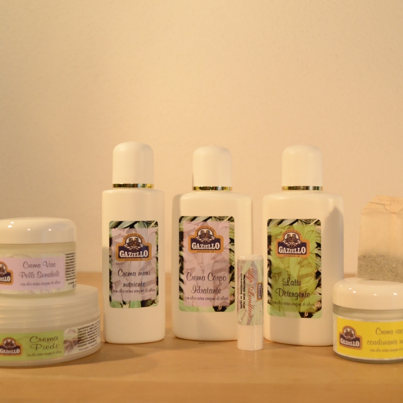 Soaps & Cosmetics Olive Oil